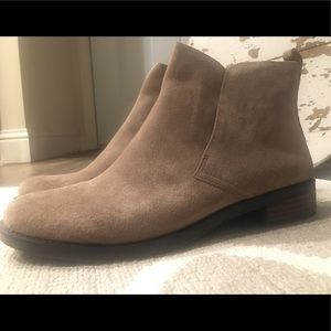 Lucky Brand Size 10M Brown Women's Booties/Boots
